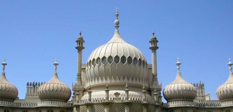 Royal Pavilion Brighton - Brighton