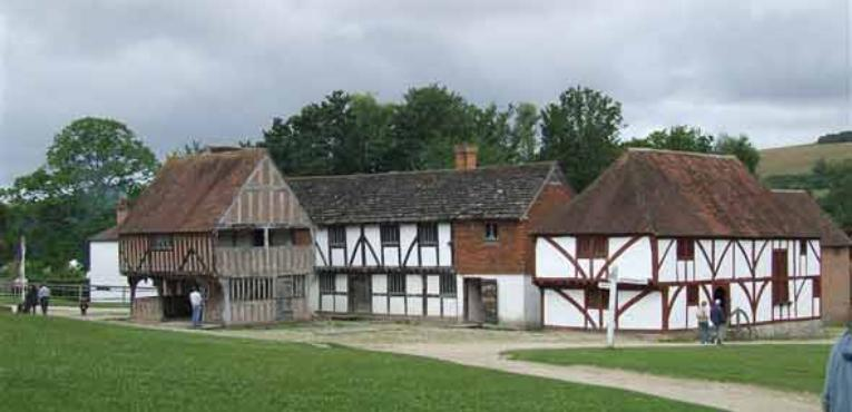 Weald and Downland Open Air Museum - Chichester